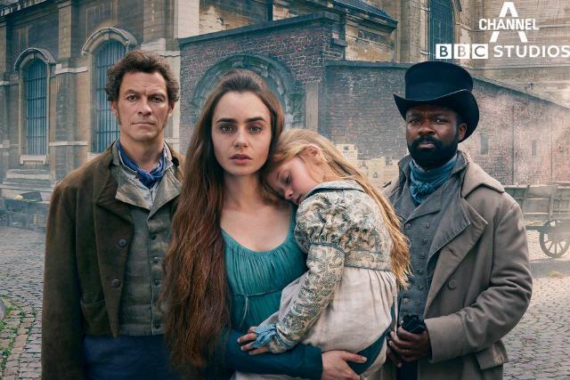 채널A, 영국 BBC 드라마 '레미제라블' 국내 최초 방영..오는 13일 첫 방송