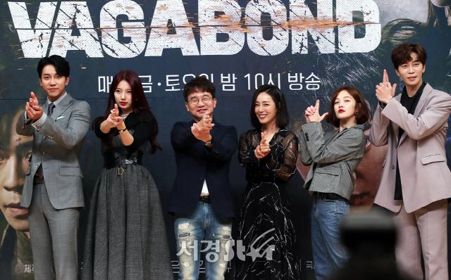 [종합]'배가본드' 이승기X배수지, 스케일이 다르다..'시청률 30%목표'