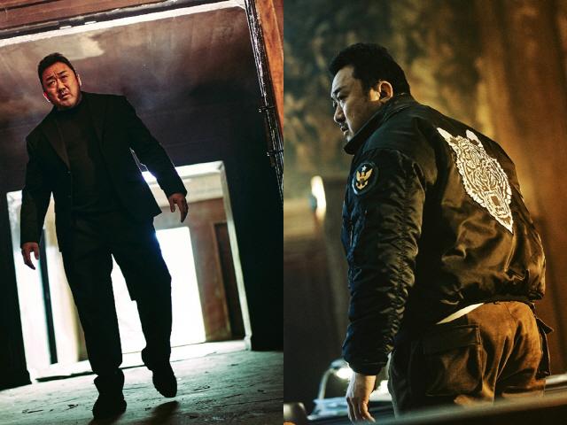 '나쁜 녀석들: 더 무비' 마동석의 액션과 연기의 특수성..'마동석표 캐릭터'