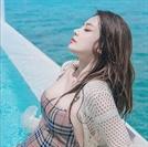 서유리 '앞치마 수영복?' 안보면 후회할 터질듯한 몸매