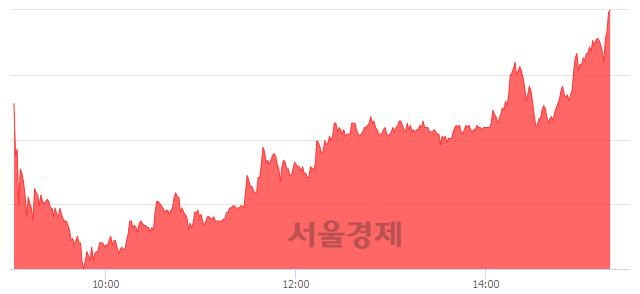 코마니커에프앤지, 매수잔량 317% 급증
