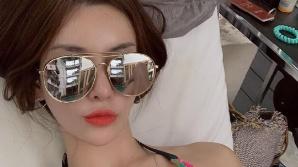 정선아 '아찔 비키니'로 시선 올킬, 섹시폭발 S라인 전격공개