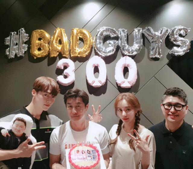 '나쁜 녀석들: 더 무비' 개봉 7일 만에 누적 관객 수 300만 명 돌파