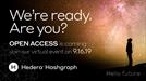 헤데라 해시그래프, 메인넷 네트워크 개방했다