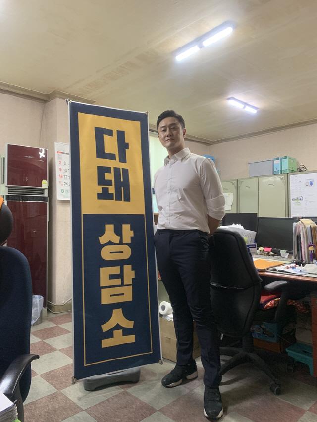 김원효, 가족 겨냥 악플러에 고소 예고..'오늘부터 요고 잡으러 갑니다'