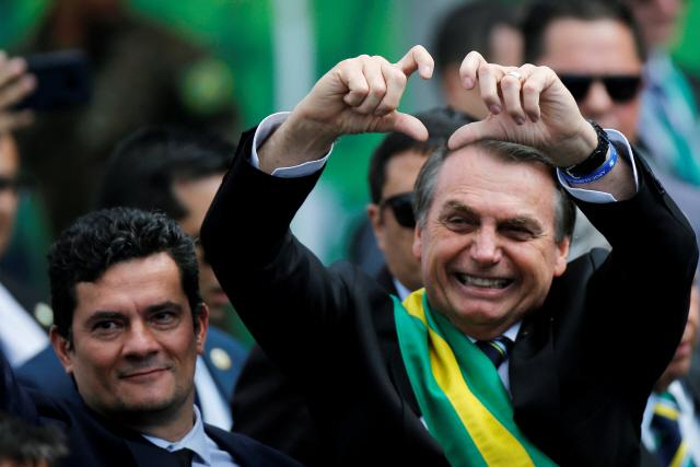 브라질, 기준금리 5.5%로 0.5%P인하...'사상 최저'