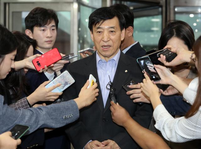 이주열 '통화정책 부담 덜어'...힘 실리는 10월 금리인하론