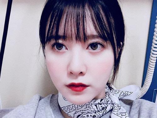 """구혜선, """"퇴원해요""""..SNS 재개에 우려 목소리"""
