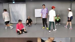 '런닝맨' 멤버 8인 단체 댄스 무대 공개, 3개월간의 대장정 마무리