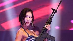 방선화, 시선 사로잡는 자태 (2019 맥스큐 머슬마니아)