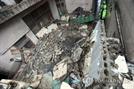 '타파 희생자 발생' 부산 노후 단독주택 무너지며 70대 여성 매몰돼 숨져