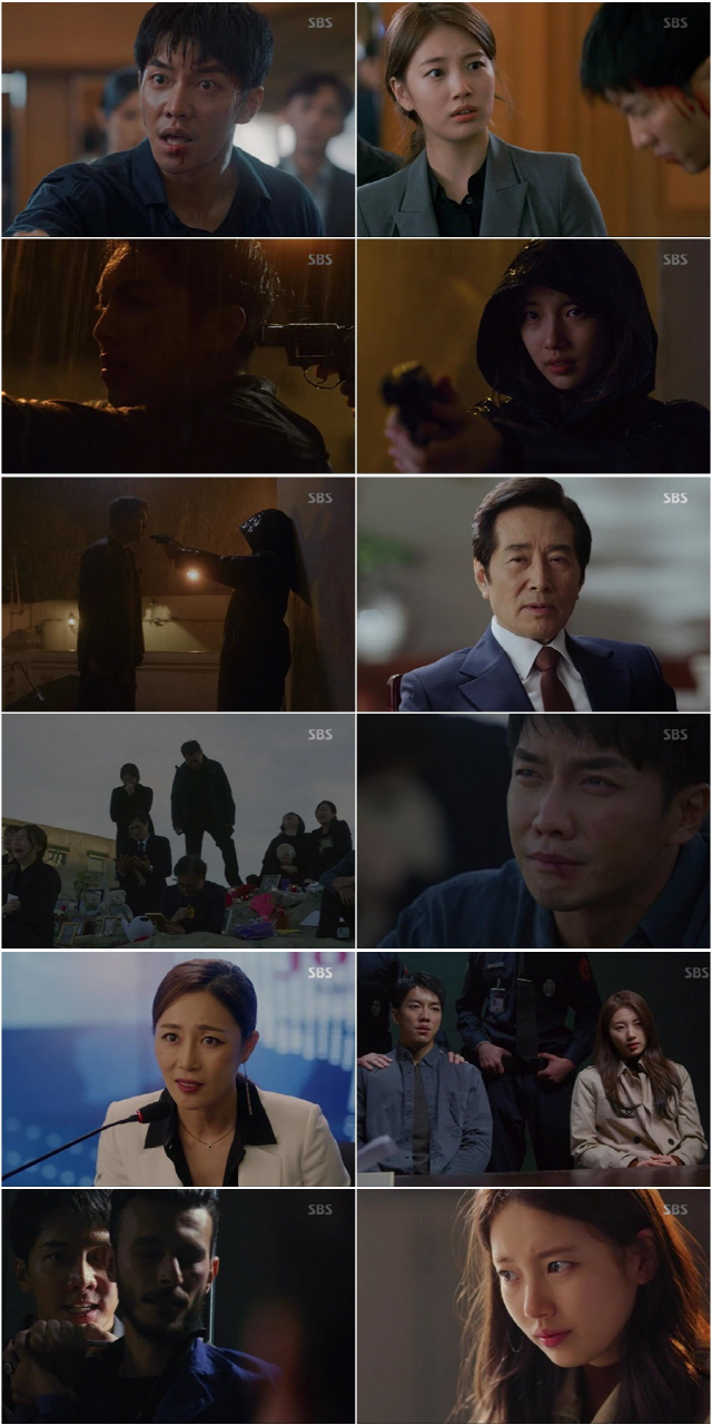'배가본드' 이승기X배수지…'초단위 심장 어택, 미친 듯 내달리는 폭발적 스토리'