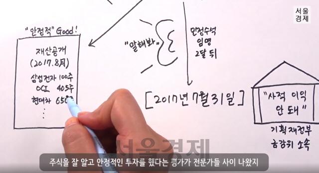 [영상] 조국펀드, 대체 뭐가 문제길래 이 난리? (feat. 7분 요약)