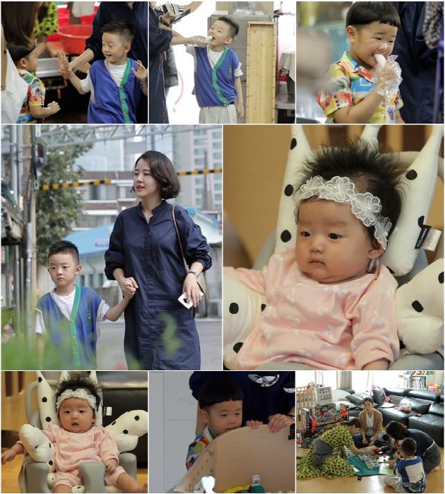 '아내의 맛' 정준호♥이하정 부부, 딸 유담이 '100일 파티' 준비 대작전