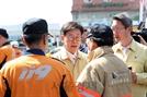 이재명, 김포 요양병원 화재현장서 화재진압·구조지휘