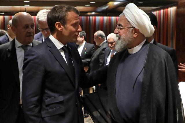 '새 이란 핵합의' 언급한 EU…'트럼프식 딜 나와야'