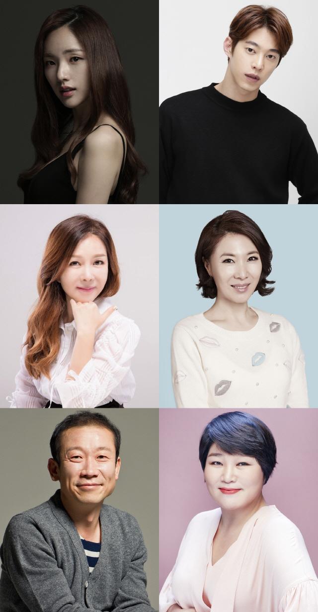 [공식] 박아인·송원석·박준금·황영희·정석용·고수희, '두 번은 없다' 합류