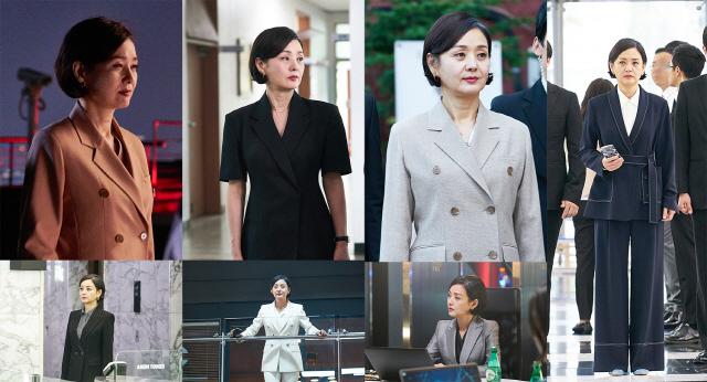 '우아한 가' 배종옥, 보는 재미 쏠쏠한 눈호강 패션 센스..시선강탈