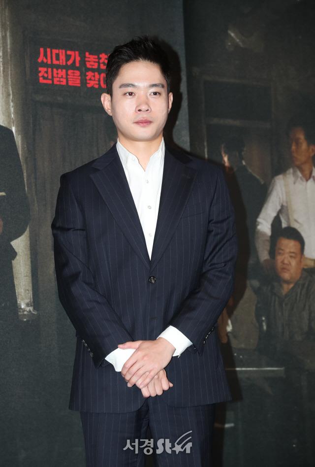 김동영, (열두 번째 용의자 언론시사회)