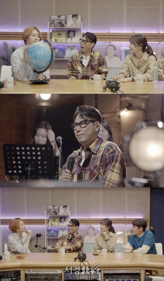 '스튜디오 음악당' 윤종신, 10월 출국 전 마지막 토크&무대..'솔직 토크' 선사