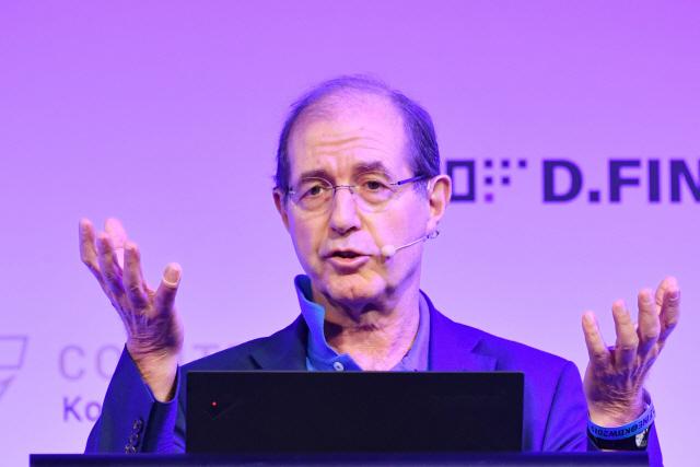 [D:FINE]튜링상 수상자 실비오 미칼리 '알고랜드는 디앱을 위한 더 나은 선택지'