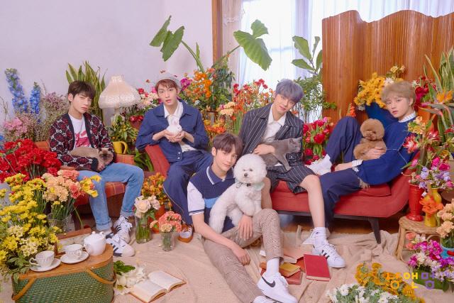 [공식] 투모로우바이투게더, 10월 21일 '꿈의 장: MAGIC' 발매