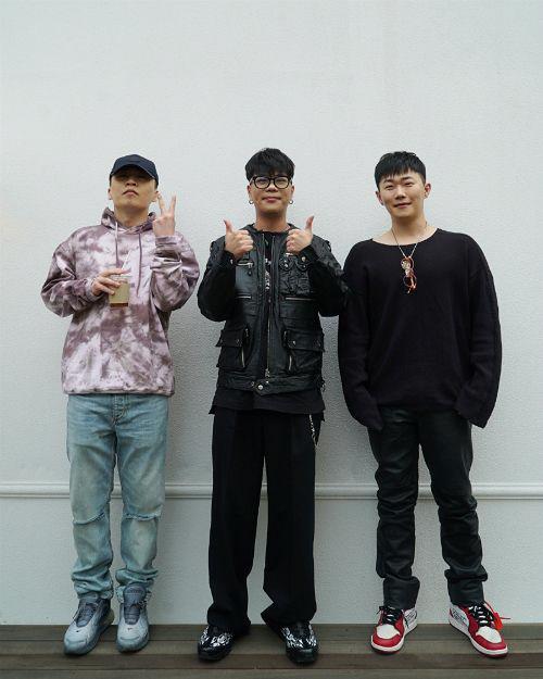 """[인터뷰] 리듬파워, 데뷔 9년만 첫 정규앨범 """"'김치피자탕수육'이라는 말에 대한 답장"""""""