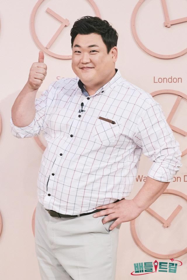 '배틀트립' 新 MC 김준현, MC 각오부터 첫 녹화 소감까지..인터뷰 공개
