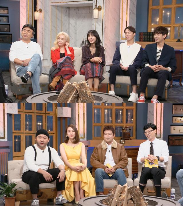 '해투4' 유재석X전현무, 조윤희 지원사격..'사풀인풀' 출연 뒷이야기 공개