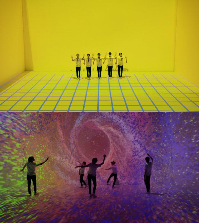 투모로우바이투게더, 첫 정규 앨범 콘셉트 트레일러 공개..환상적인 퍼포먼스