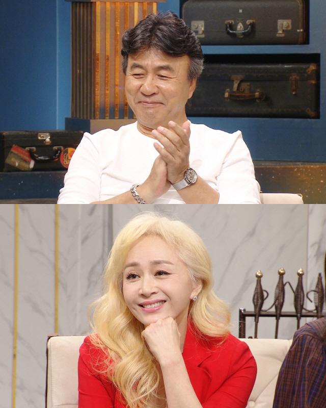 '해투4' 박영규X박해미, 직접 뽑은 '순풍'·'하이킥' 레전드 에피소드