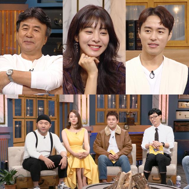 '해투4' 박영규, '정도전' 구더기 먹방...실제 경험을 연기로 승화