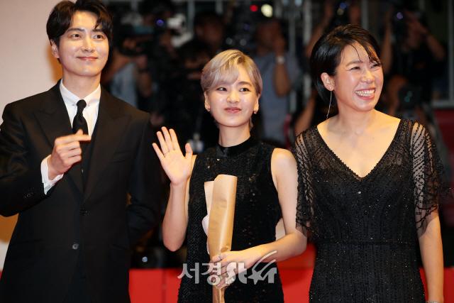 이준혁-이주영-염혜란, BIFF 참석 (제24회 부산국제영화제)