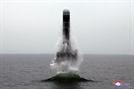 北이 쏜 미사일, 잠수함에서 발사된 줄 알았더니