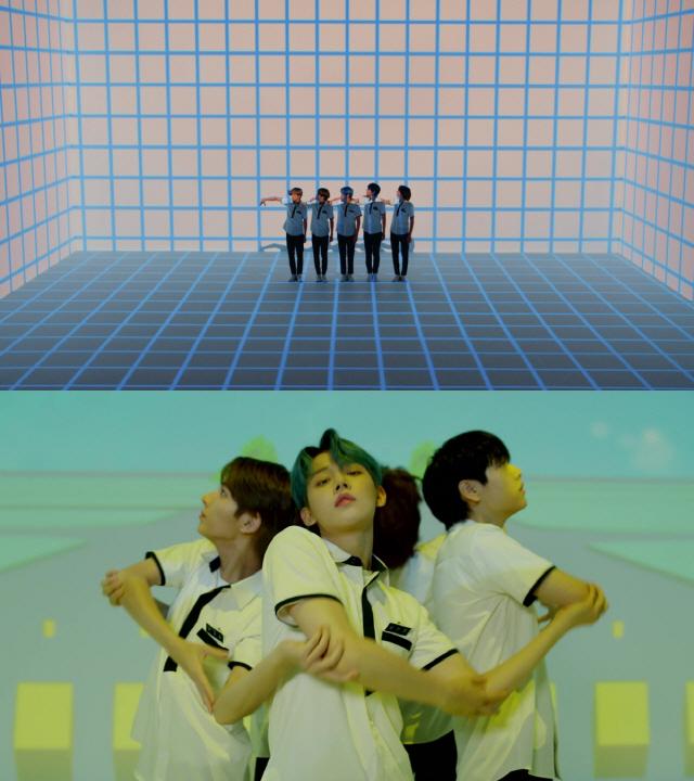 투모로우바이투게더, 첫 정규 앨범 '콘셉트 트레일러' 전 세계 관심 폭발