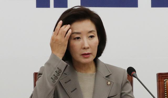 (속보)검찰, '패스트트랙 충돌 수사' 나경원 출석 요구