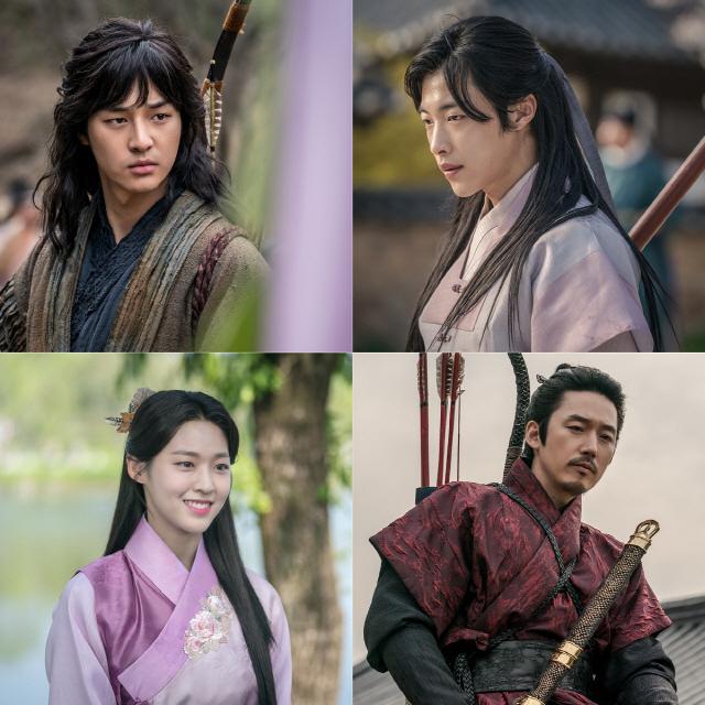 '나의 나라' 배우들이 직접 밝힌 첫 방송 관전 포인트&본방 독려 메시지