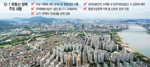 [머니+ 부동산Q&A]'10·1 부동산 보완정책'에 따른 내 집 마련 방안은