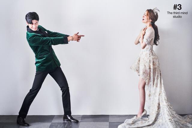 티아라 출신 한아름, 오는 20일 품절녀 된다...웨딩 화보 공개