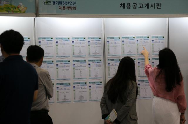 세계경제포럼 '韓 리스크는 실업'...해외 IB, 내년 성장률도 1%대 하향