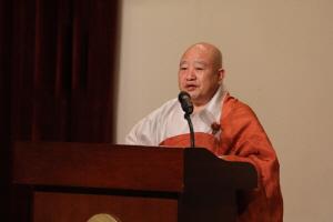 '한국 불교 위기...주체적 역량 결집 중요'