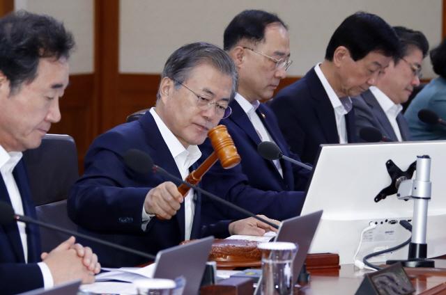 日 수출규제 100일째 克日 강조한 文…'더욱 속도 내달라'