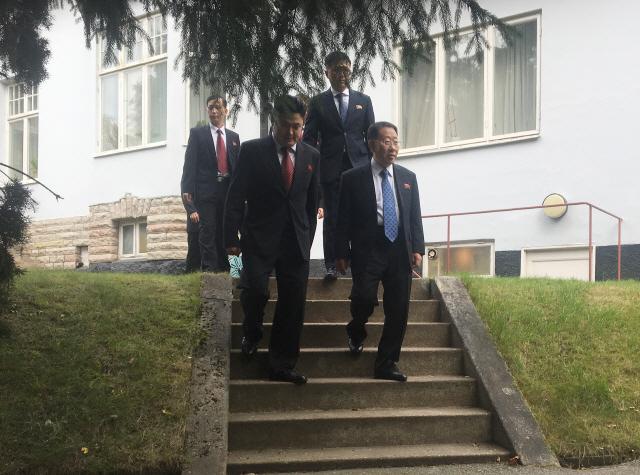 유엔·EU, 북미 실무협상 결렬에 '의견차 해결하고 대화 집중하길'
