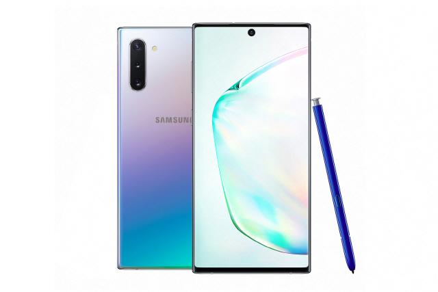 갤노트10, 삼성폰 영업익 2조대 회복 '일등공신'