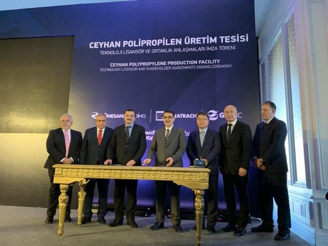 GS건설, 터키서 14억弗 플랜트 사업 참여