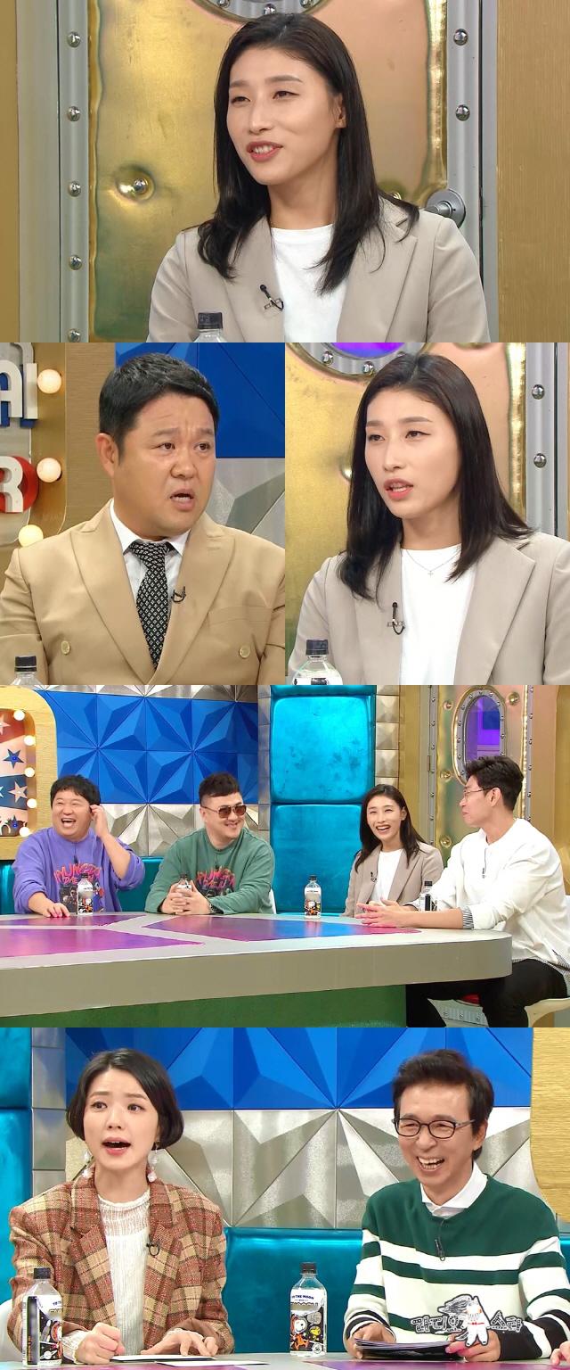 '라디오스타' 김연경, 日 브랜드 로고도 가려버린 남다른 나라 사랑