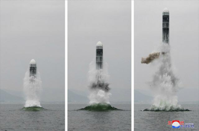 '北 SLBM 발사, 명백한 제재 위반'