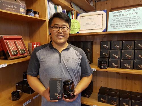 '이달의 농촌융합산업인' 강주남 대표