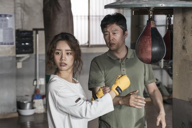 '판소리 복서' 오늘(9일) 개봉, 이혜리 무한 긍정+풋풋한 청춘 캐릭터