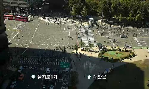 전광훈 '광화문 집회에 500만명 참석' 주장…실제는?